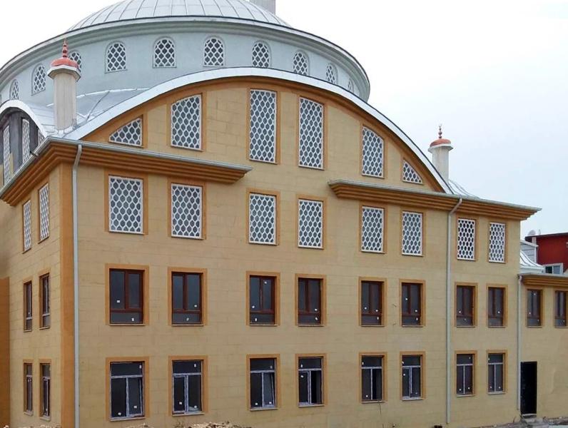 Fassade Moschee